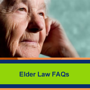 Elder-Law-Frequently Asked Questions